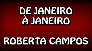 De janeiro à janeiro - Roberta Campos (Legendado) - HD