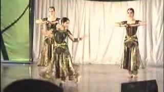 Film Dance Dheem Ta Dare Dani By Chakkar Group Moscow Russia