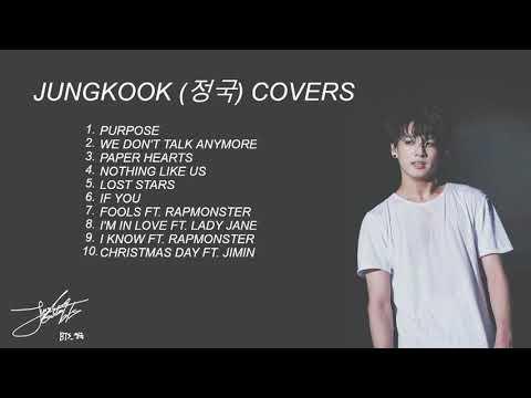 Download Lagu JUNGKOOK (정국) COVERS COMPILATION MP3