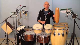 Roberto Serrano - Percussion Set 1.0 - March 2015