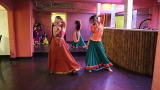 Dola Re Dola / Devdas / Dance group Lakshmi / Bollywood evening in karachi darbar restaurant