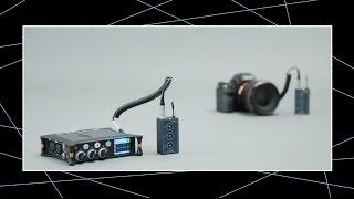 NanoLockit Sync Tutorial: Sound Devices MixPre-3