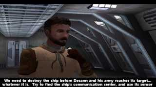 Star Wars Jedi Knight II: Jedi Outcast - Chapter 9 - Doomgiver (Cutscenes)