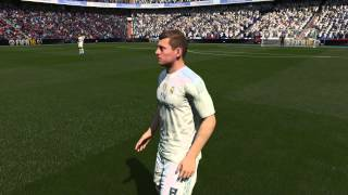 FIFA 16 | REAL MADRID FULL TEAM | Demo Player Faces