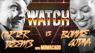 WATCH: CARTER DEEMS vs BONNIE GODIVA with MOMACADO