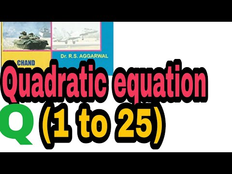 Xxx Mp4 Shortcuts Tricks Of Quadratic Equation For NDA And Other Competitive Exams 3gp Sex