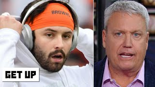 Rex Ryan's advice to Baker Mayfield: 'Don't swing at every pitch' | Get Up