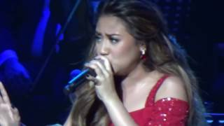 PLATINUM The Concert Morissette Amon Mariah Carey Medley