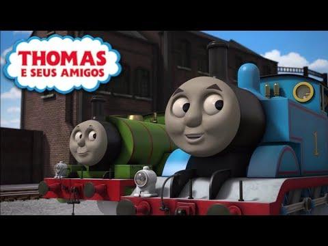 Stafford Aprende à Fumegar Thomas e Seus Amigos