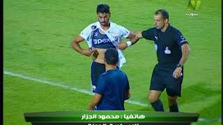 مساء الأنوار - محمود الجزار لاعب فريق الجونة يتحدث عن سبب خناقته مع أوباما لاعب الزمالك