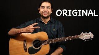 Atif Aslam Pehli Dafa Song  Guitar Lesson And Cover  Algorythm