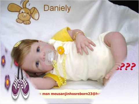 bonecas q parecem bebes de verdade