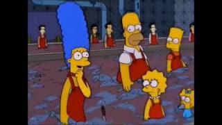 Que no hay Dragon ball Z - Los Simpson