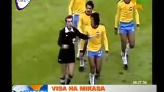 Mikasa Ya Waamuzi Wa Soka