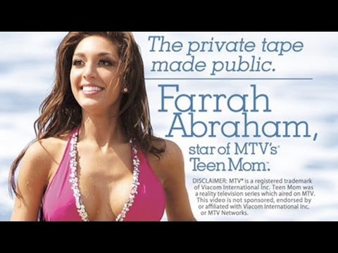 The Real Story of Farrah Abraham's Porn Video According to James Deen