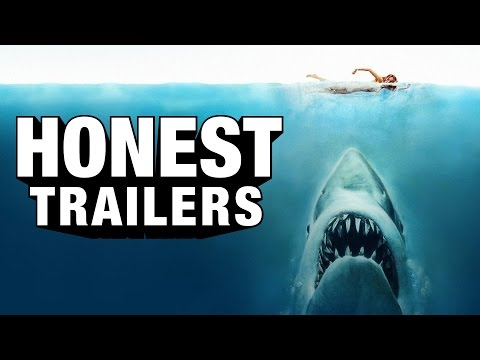 Honest Trailers Jaws