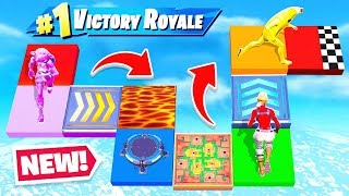 VAULTED Weapons BOARD GAME *NEW* Game Mode in Fortnite Battle Royale