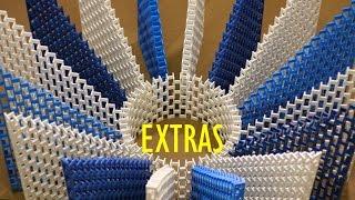 Extras - 11,000 Domino Colosseum