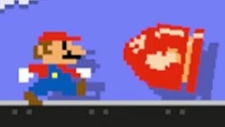 Super Mario Maker - 100 Mario Challenge #175 (Expert Difficulty)