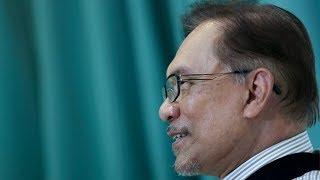 PM Kelapan  Anwar berserah kepada Allah