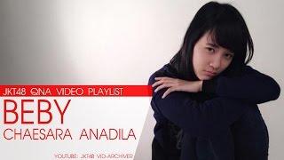 Kompilasi Video Tanya Jawab Beby JKT48 (@bebyJKT48)