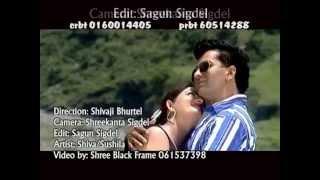 Ghumdai Aaya Pokhara - Nepali Mordern Song - SInger - Kamal Kiran - Lyrics - Manju Mahat