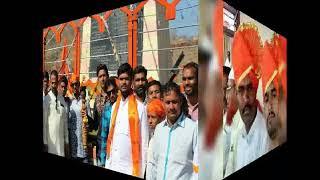 Amhi ballalwadikar yuva group che kary samrat sharad bhau dongare