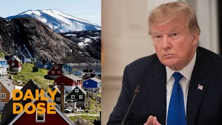 President Trump Wants to Buy Greenland, Here's Why
