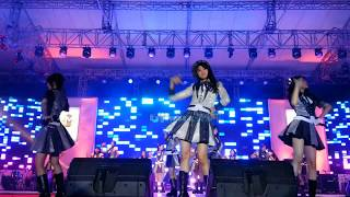 JKT48 - Part 1 @. Meikarta Music Festival