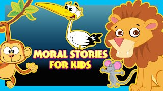 Moral Stories For Kids | Top 10 - Moral Stories For Children | Kids Hut