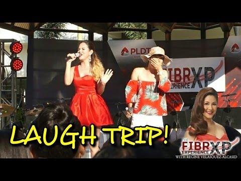Xxx Mp4 ATE GAY REGINA OTIC Comedy Act FIBR Experience Live Laguna LaughTrip 3gp Sex