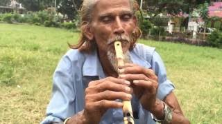 Fande poria boga kande flute song