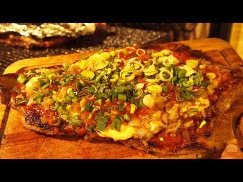 Como Tiernizar Matambre y hacerlo a la Pizza de Fuggaza! - Locos X el Asado