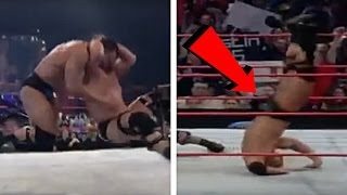 5 Funniest Oversells In WWE History