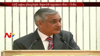 Judges Not Being Appointed, No Facilities: Supreme Court Chief Justice TS Thakur || NTV