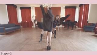 Red Velvet - Cool Hot Sweet Love dance mirror