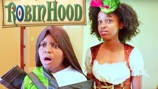 ROBIN HOOD vs Shiloh and Shasha! - EPIC Story Time - Onyx Kids