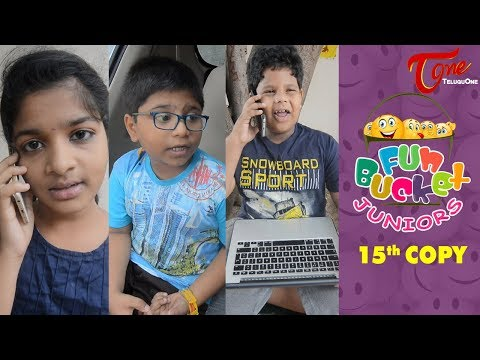 Fun Bucket JUNIORS | Episode 15 | Kids Funny Videos | Comedy Web Series