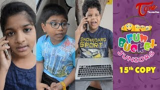 Fun Bucket JUNIORS   Episode 15   Kids Funny Videos   Comedy Web Series