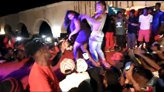 TIMMY TDAT magaldem k.u girl twerking infront of Timmy(official video)