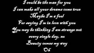 Love At First Sight - Blue (Lyrics)