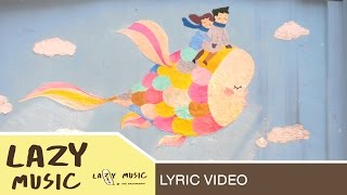 Almost Love - Mr.Lazy feat.P's Voice (Ploy Chava) [Lyric Video]