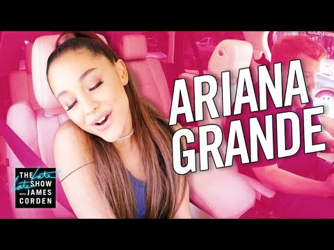 Xxx Mp4 Ariana Grande Carpool Karaoke 3gp Sex