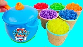 Jelly Bean Candy Surprise Toys Play Doh My Little Pony Finding Dory Disney Princess Nursery Rhymes