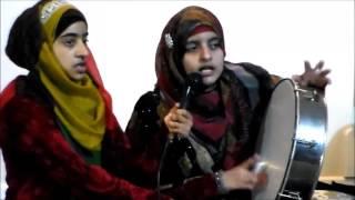 naat sharif Amina BiBi at sultan bahu centre uk