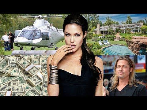 Xxx Mp4 Angelina Jolie 39 S Lifestyle ★ 2019 3gp Sex