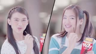 Iklan Pocky Matcha - JKT48 Sharing Happiness