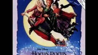 Hocus Pocus - Halloween SCORE RARE
