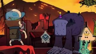 Raromagedon - Parte 1 Completo - Gravity Falls En Español