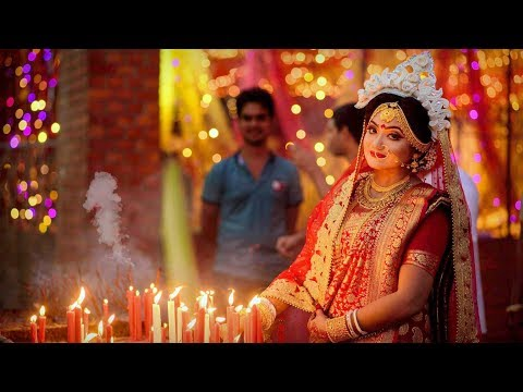Xxx Mp4 TANUSRI SANJOY S WEDDING TRAILER L Consecrate Hindu Wedding Trailer L By Moments Cinematography 3gp Sex